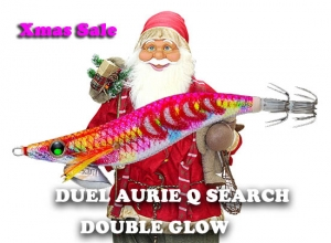 20 Xmas sale DUEL AURIE Q SEARCH DOUBLE GLOW
