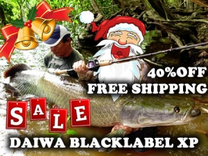20 Xmas sale 40%OFF DAIWA BLACKLABEL XP FREE SHIPPING