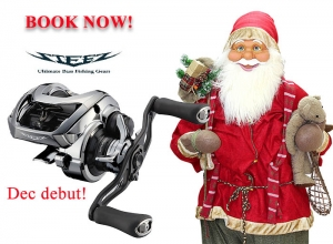 DAIWA STEEZ LIMITED SV TW Dec.Debut!