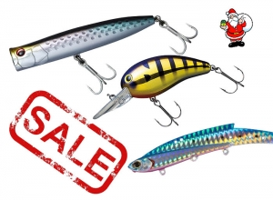 50%OFF! 40%OFF! 30%ODFF! DAIWA SALT LURE