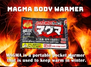 Magma Body Warmer