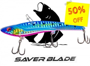 50%OFF!  SAVER BLADE Shor lure
