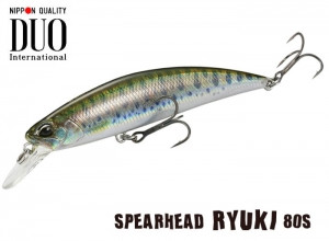 DUO SPEARHEAD RYUKI 80S