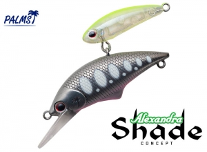 PALMS Alexandra Shade Trout Lure