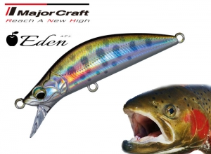 MajorCraft Finetail Eden Trout Lures
