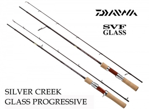 DAIWA Silver Creek Glass Progressive