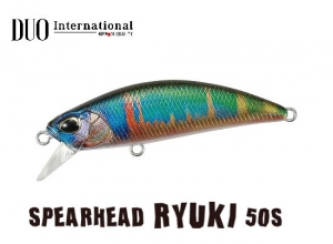 DUO SPEARHEAD RYUKI 45S, 50S