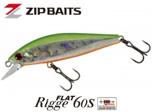 ZIP BAITS Rigge FLAT 70S 60S Trout Lure