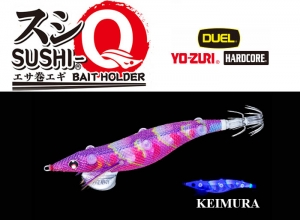 2021 DUEL SUSHI Q BAIT HOLDER Bottom