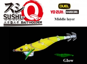 2021 DUEL SUSHI Q BAIT HOLDER Middle
