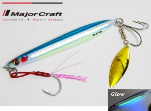 MAJOR CRAFT MAKI JIG JET LIVE COLOR