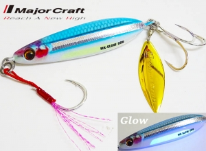 MAJOR CRAFT MAKI JIG SLOW LIVE COLOR
