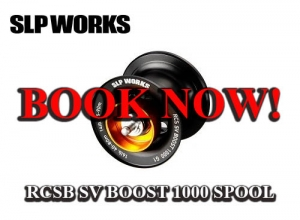 DAIWA SLP WORKS RCSB SV BOOST 1000 SPOOL / May Debut!