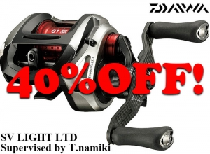 DAIWA SV LIGHT LIMITED T.namiki