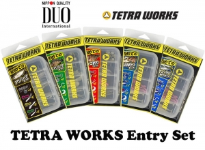 DUO TETRA WORKS Entry Set
