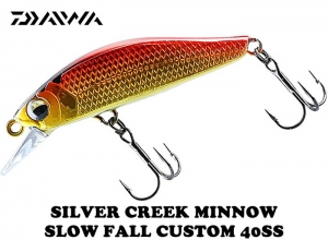 DAIWA SILVER CREEK MINNOW SLOW FALL CUSTOM 40SS