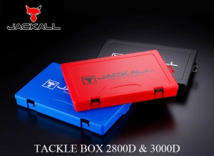 JACKALL TACKLE BOX