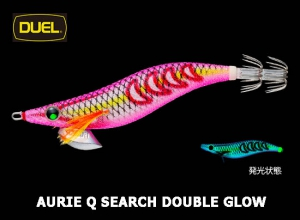 AURIE Q SEARCH DOUBLE GLOW