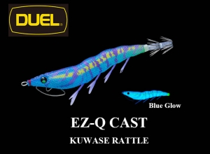 2021 EZ Q CAST KUWASE RATTLE
