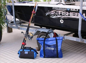 Fishing Bag Porch
