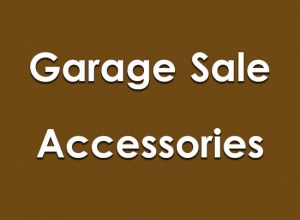 Garage Sale Accessories