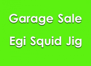 Garage Sale EGI Squid Jig