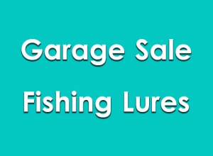 Garage Sale Lures