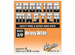 HOOKING MASTER HEAVY WIDE
