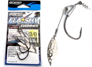 Twist Lock Flashy Swimmer