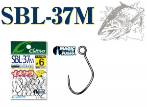 SBL-37M Cranking Barbless Hook