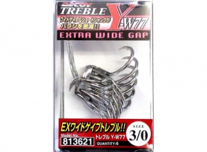 DECOY TREBLE HOOK Y W77