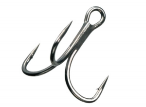 F.W. Treble Hook