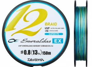 UVF EMERALDAS SENSOR 12Braid EX+