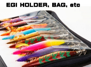 Squid JIG Bag Case