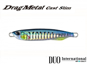 Drag Metal Cast Slim