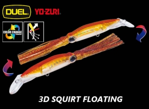 3D SQUIRT FLOATING