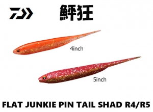 FLAT JUNKIE PIN TAIL SHAD