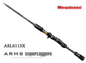 ARMS SUPER LEGGERA ASL6113X