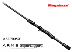 ARMS SUPER LEGGERA ASL7005X