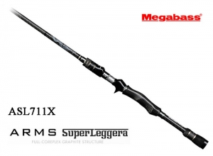 ARMS SUPER LEGGERA ASL7117X
