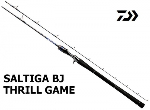 SALTIGA BJ THRILL GAME