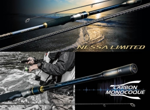Shimano NESSA LIMITED S104MH Spinning Rod Surf Game
