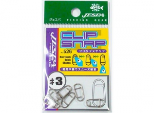 YARIE SNAP RING CLIP