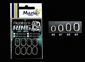 MARIA STRONGEST FIGHTERS RING