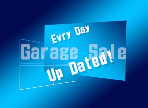 Garage Sale UpDated Every Day !