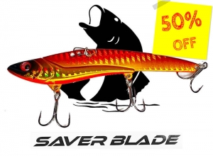 50%OFF! SAVER BLADE 14g Red Gold SP