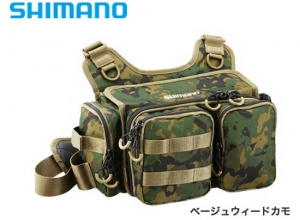 EGI Stock shoulder bag BS-032S / Camo (2019 Sep debut)