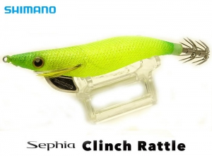 SHIMANO Sephia Clinch Rattle #3.0 008