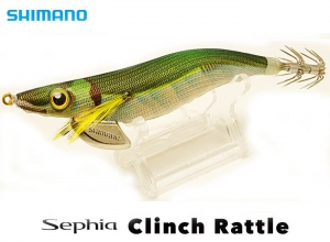 SHIMANO Sephia Clinch Rattle #3.0 011