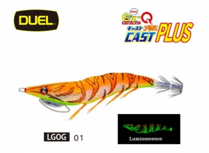 2020 DUEL EZ Q CAST PLUS #3.5 01-LGOG